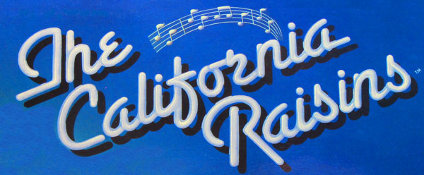 California Raisin Logo